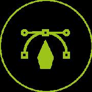 Icon Designentwicklung
