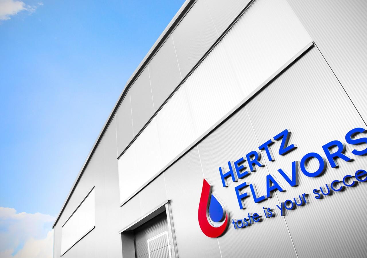 Firmenportrait von Hertz Flavors