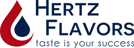 Logodesign Hertz Flavors