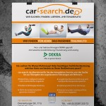 Car Search Poster