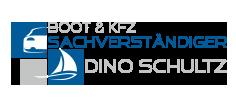 Logodesign Boot & KFZ Sachverständiger