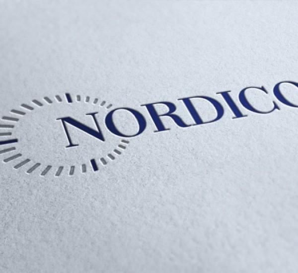 Logogestaltung – Nordico