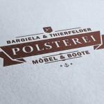 Logodesign Polsterei