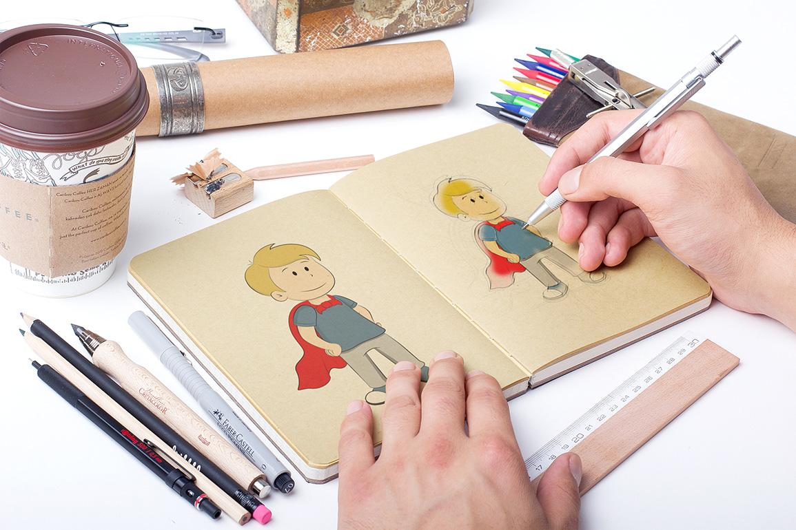 Illustrationen – Konflikthelden