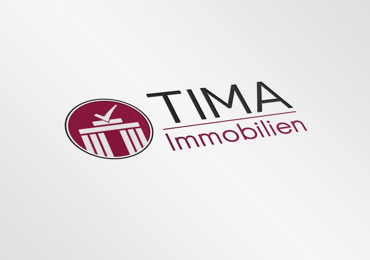 TIMA Logodesign