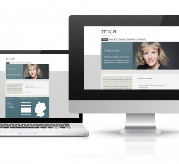 Webdesign – mca24