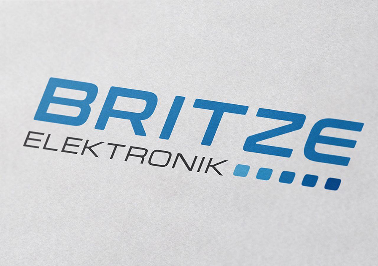 Britze Logodesign