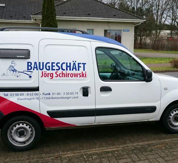 Autofolien – Jörg Schirowski