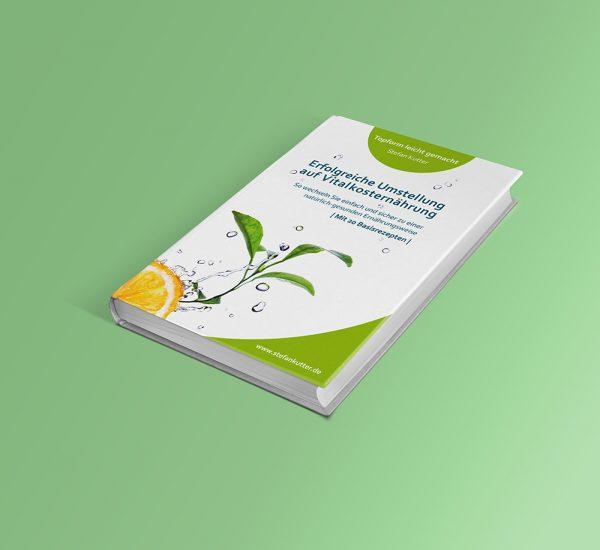 Buchcover Gestaltung – Stefan Kutter