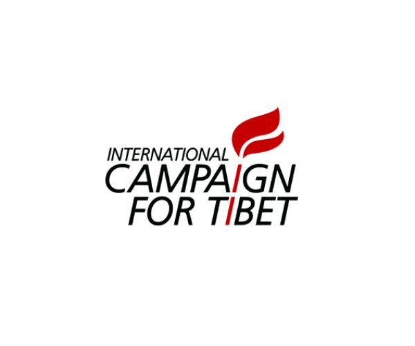 Display Kampagne – International Campaign for Tibet