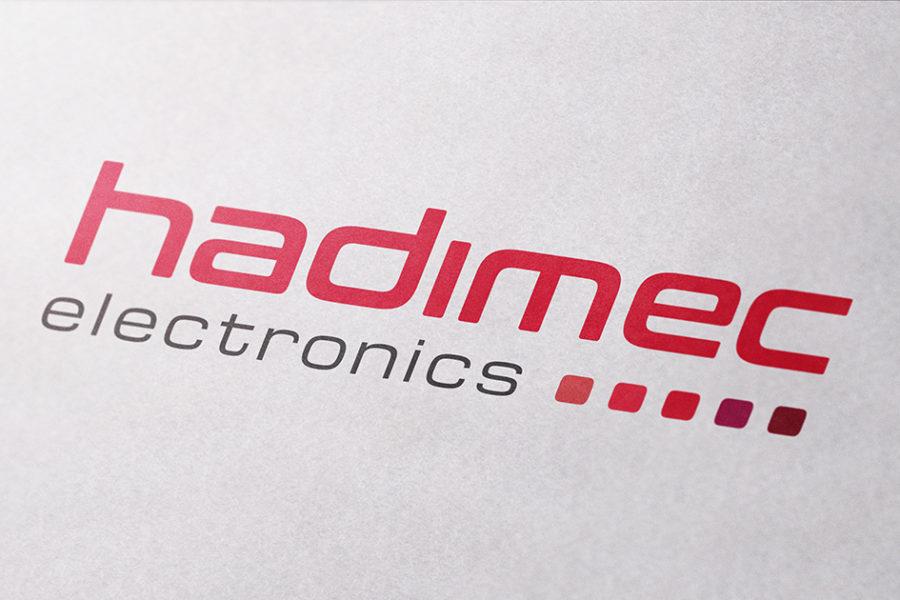 Logodesign – hadimec & Britze