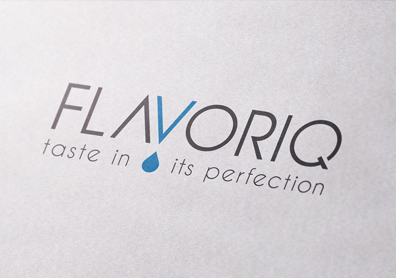 Flavoriq Logodesign