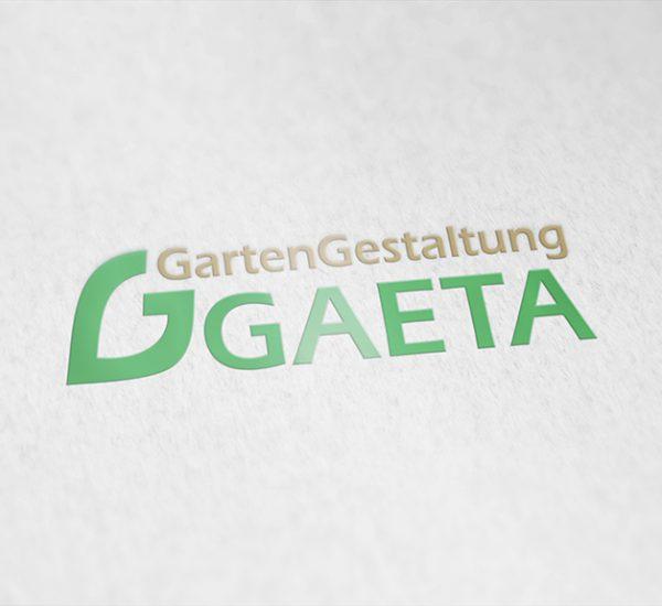 Logo Design – Gartengestaltung Gaeta