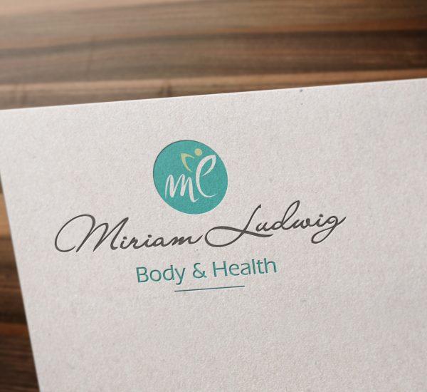 Logodesign – Miriam Ludwig
