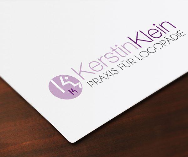 Logogestaltung – Logopädie Kerstin Klein