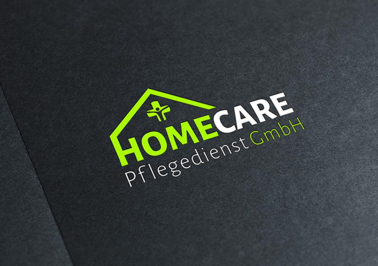 Logodesign für Pflegedienst Berlin