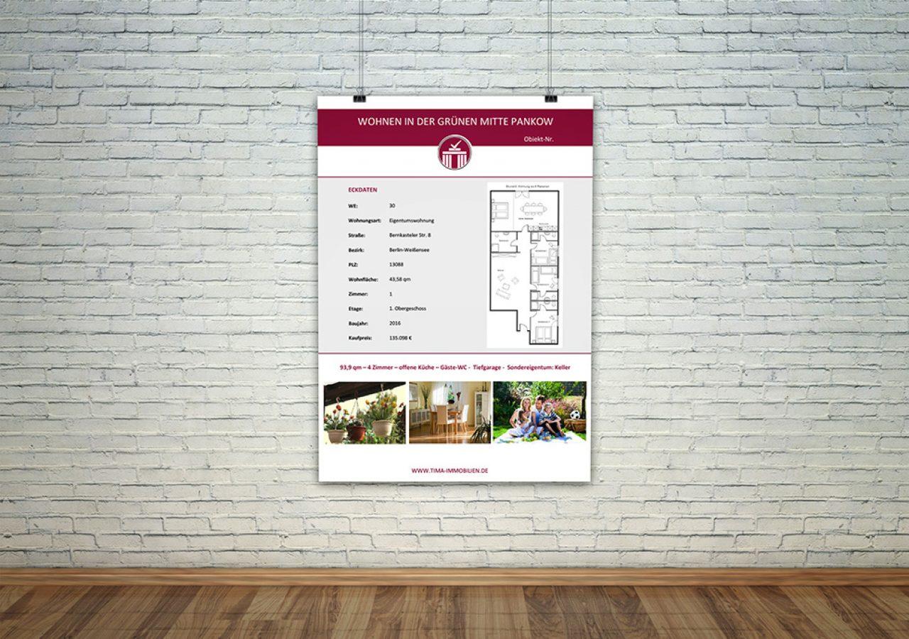Printdesign Plakat
