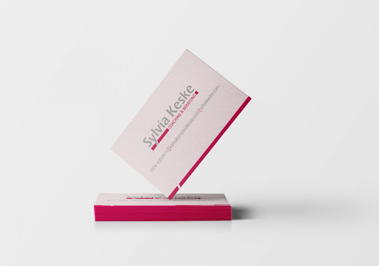 Moderne Visitenkarten Gestaltung Designagentur Berlin