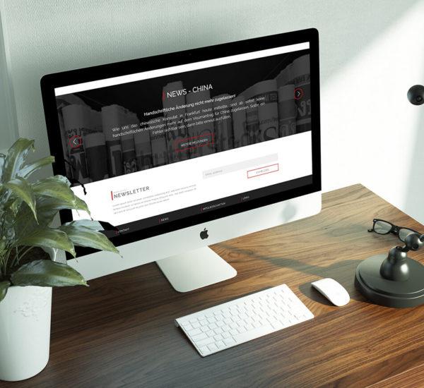 Website Relaunch – Visumpoint