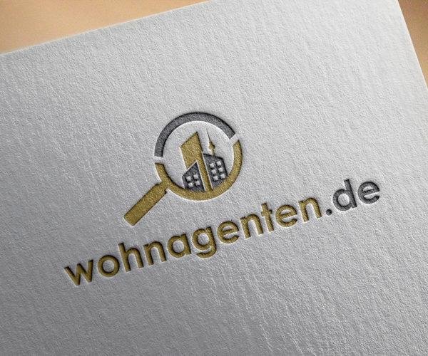 Logodesign – Wohnagenten