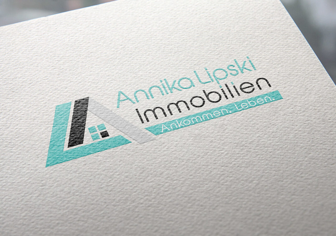 Immobilien Logodesign