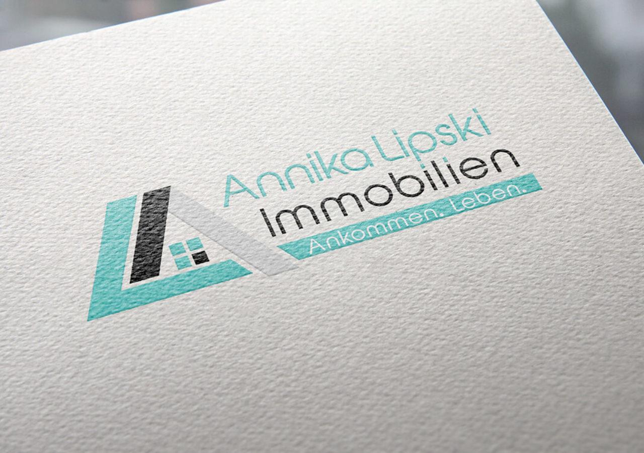 Immobilien Logodesign