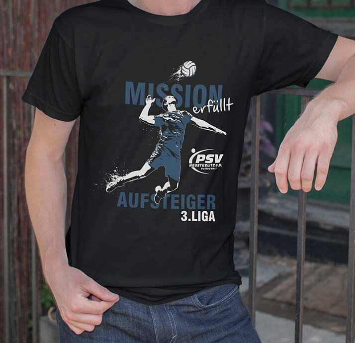 T-Shirt Design – Sportverein