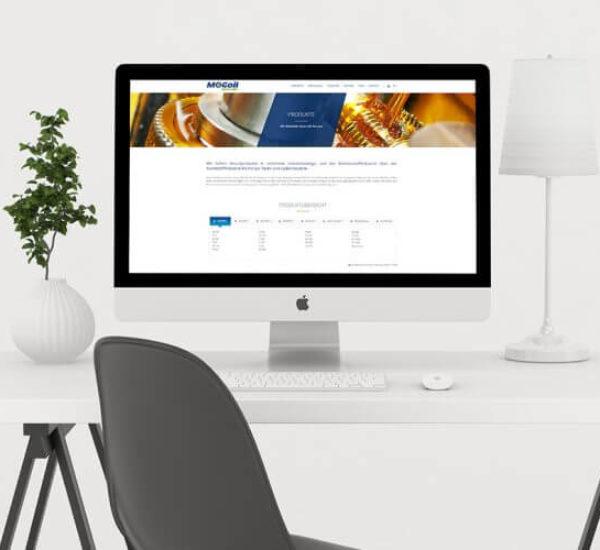WordPress Website – MOGoil