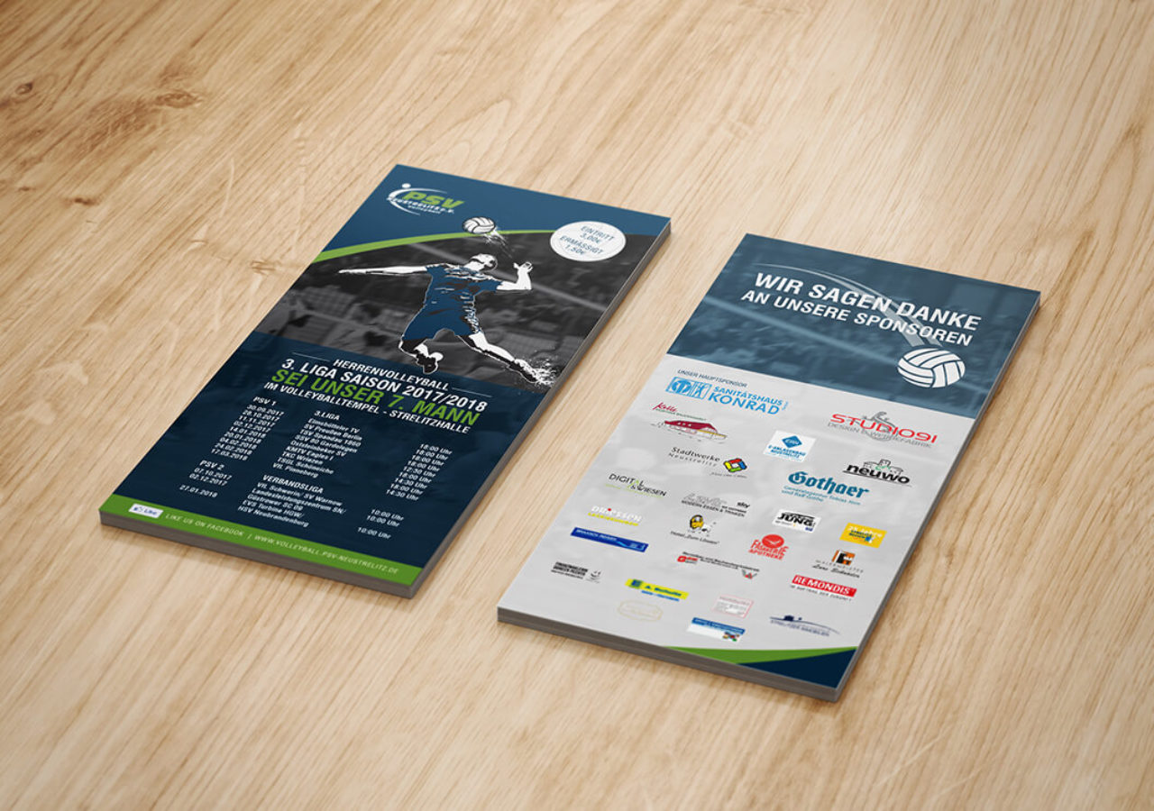 flyerdesign-sportverein