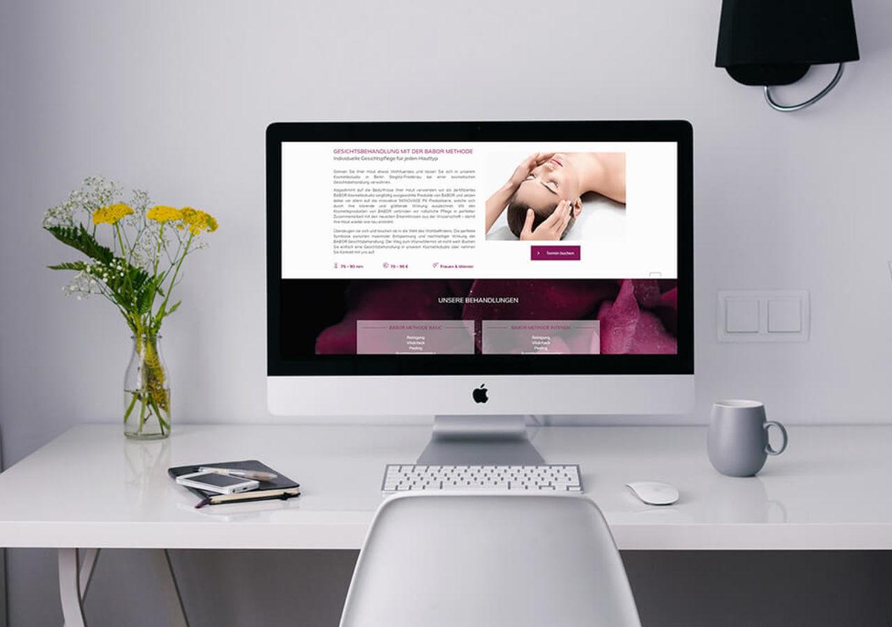kosmetiktudio-webdesign